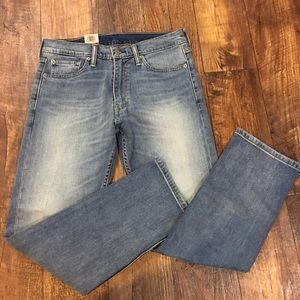 Levi's 513 Slim Straight Jeans 31 X 30 NWT
